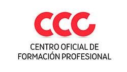Logo CCC Centro oficial de formación profesional